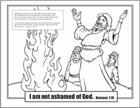 elijah fire pdf elijah calls down fire on mount carmel storyofelijah coloringpages - Elijah Bible Story Coloring Pages